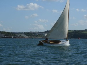 Sailing Plymouth Sound - Summer 2015
