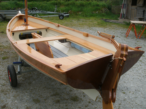 19. Boat from transom