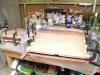Glue centreboard case