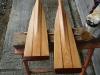 Custom made Spoon Oars